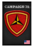 3rd Marine Division Campaign Medal