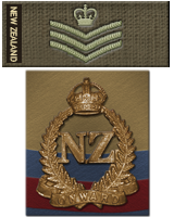Allies 26 Staff Sergeant