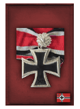 Knight's Cross of the Iron Cross - Oak Leaves