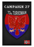 73. Turkoman Division Campaign Medal