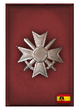 War Merit Cross 1st Class with Swords